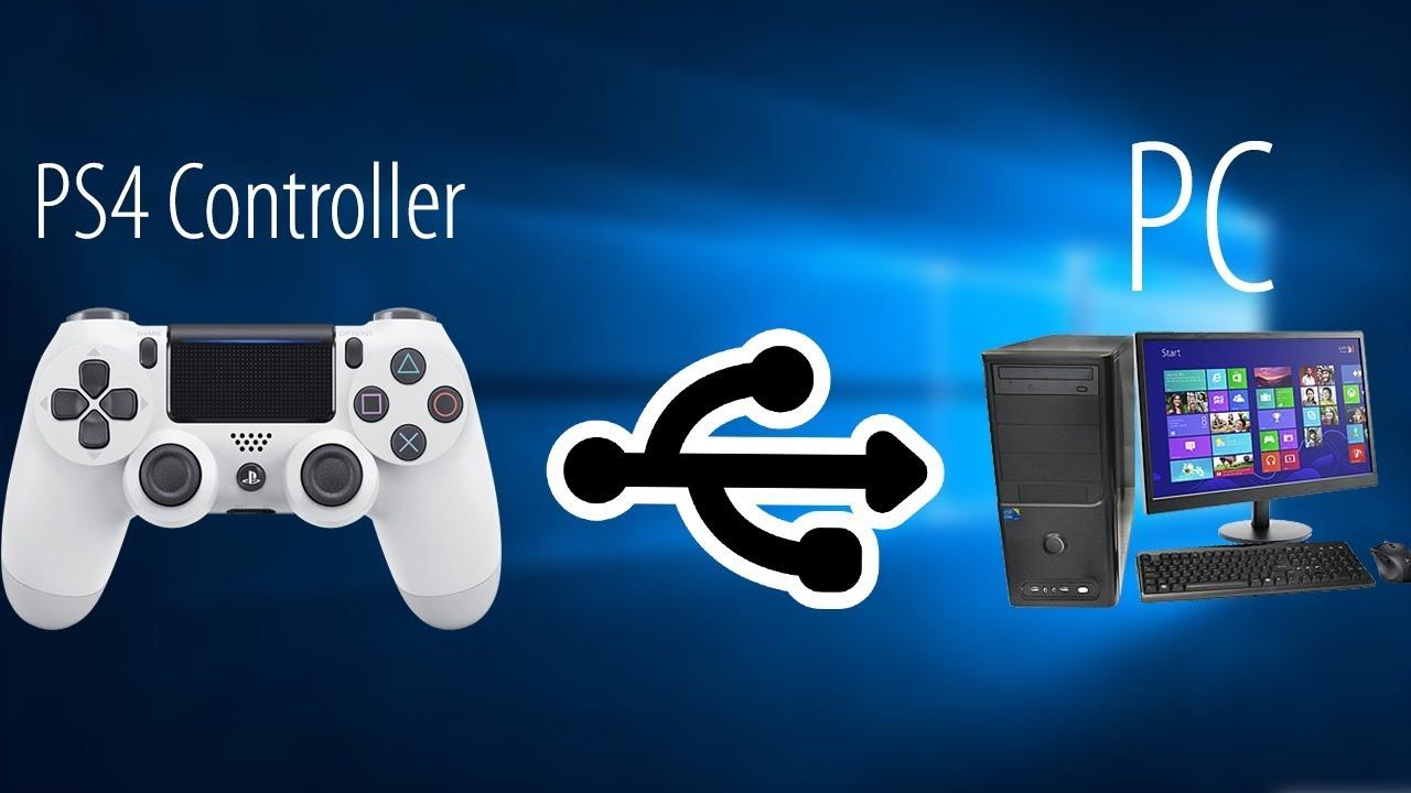 Ps4 Controller Bluetooth Windows 10