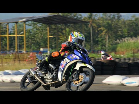 Race MP6 Motoprix Wonosari 2018