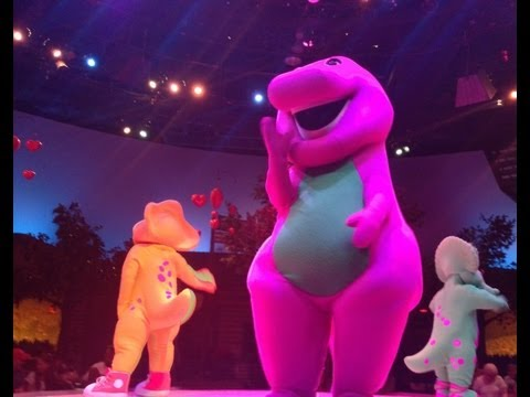 A Day In the Park with Barney & Friends at Universal Studios Florida FULL SHOW