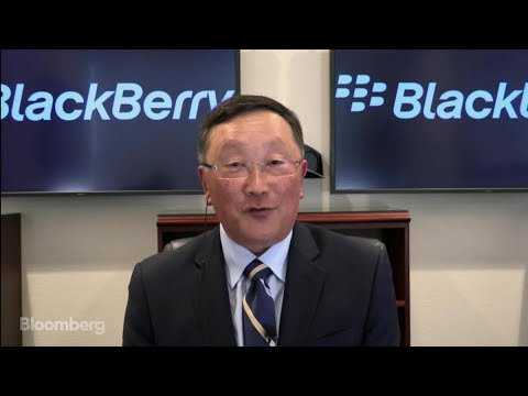 BlackBerry Is No Longer in Turnaround Mode, CEO Says