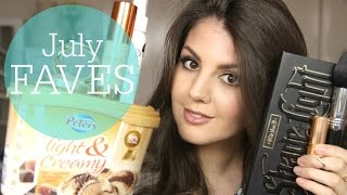 July Favourites 2015 // Beauty & Lifestyle // Rachael Jade