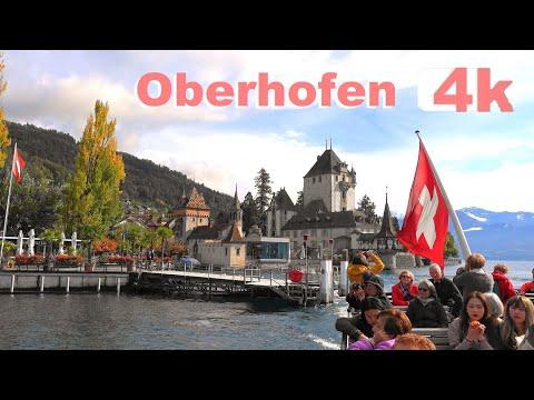 SWITZERLAND - Suiza - OBERHOFEN - SIGRISWIL - BEATENBERG - Lungern - Grindelwald - 4 K