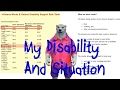My Disability And Situation (Update) (4K)