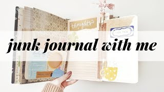 How I Use My Junk Journal // Junk Journal With Me #13