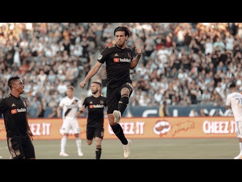 Carlos Vela Strikes First! LAFC 1 - 0 GAL