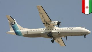 Mountain plane crash: 66 dead after Aseman Airlines flight EP3704 crashes in Iran - TomoNews