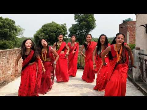 Download sali man paryo  - cover dance   ghamad shere    ( Nepa on fire Gang )