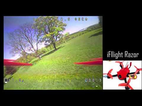 "Some 2.5"" Micro Quad FPV Flying"