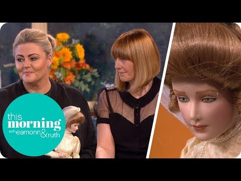 The Haunted Doll Has Attacked Again! | This Morning