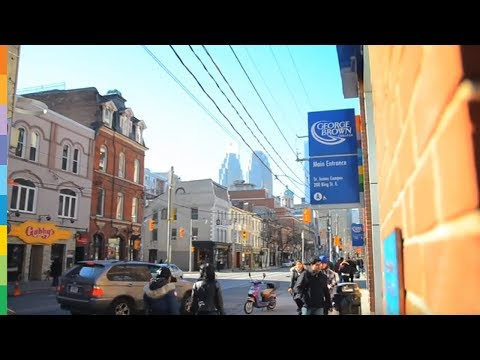 Living in Toronto - International Students at George Brown College