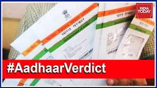Should Aadhaar Be Linked To Essential Documents & Rations? #AadhaarVerdict