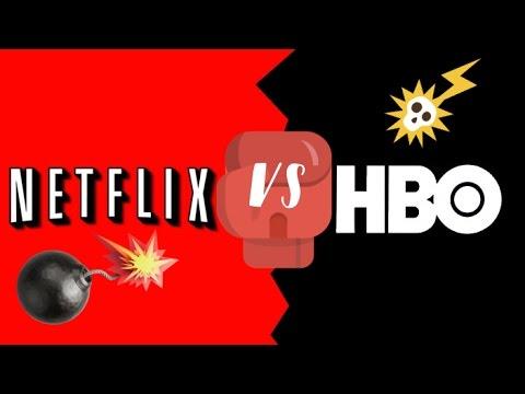 HBO VS NETFLIX - YouTube