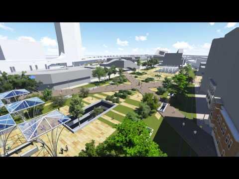 Marseille Urban Planning Masterplan