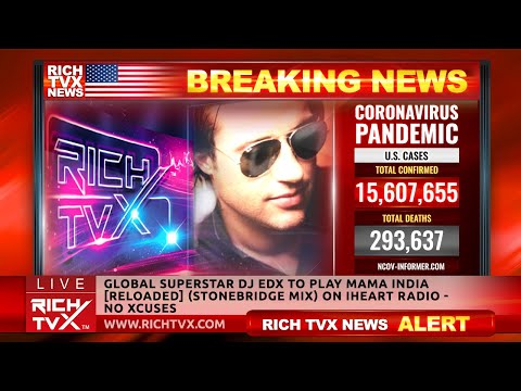 EDX To Play Mama India [Reloaded] (StoneBridge Mix) on iHeartRadio in United States – Rich TVX News