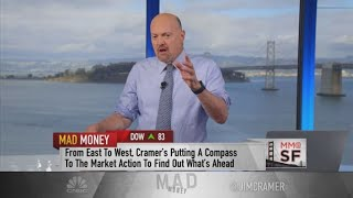 Jim Cramer is skeptical of Alphabet marching towards the $1 trillion club