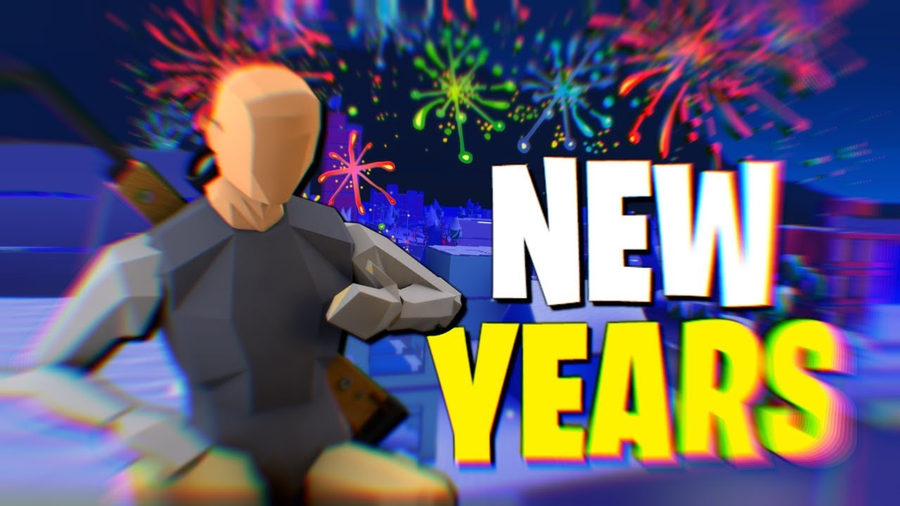 I FAKED A New Years LIVE EVENT In Strucid... (Roblox ...