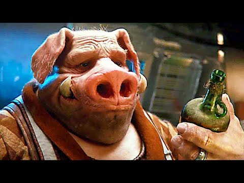 BEYOND GOOD & EVIL 2 Trailer (E3 2018)