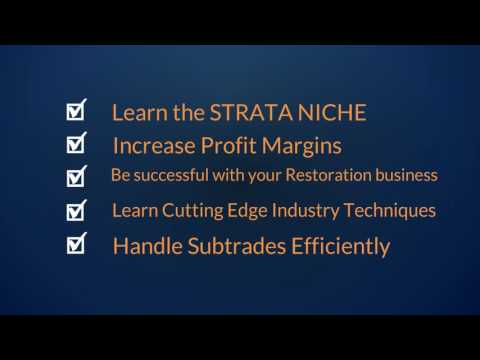 Insurance Restoration Pro Youtube intro