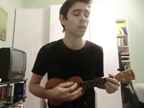 Bright Eyes - Lua (Ukulele Cover) - YouTube