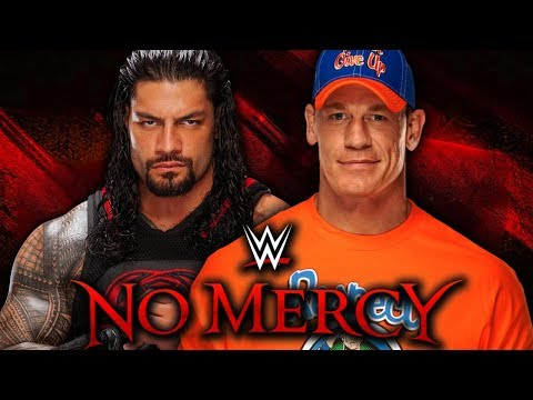 WWE2K17 No Mercy