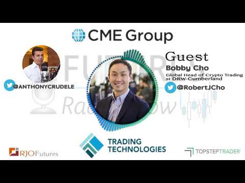 Large Liquidity Providers In Cryptocurrencies -- Bobby Cho