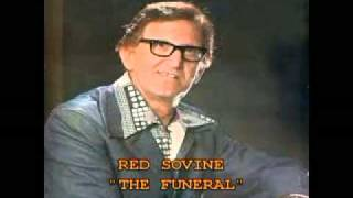 red sovine the funeral