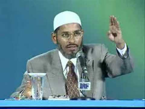 DR.Zakir Naik:Similarities Between Hinduism and Islam(11-15)