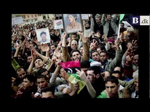 iRevolution - dagbøger fra Libyens revolution
