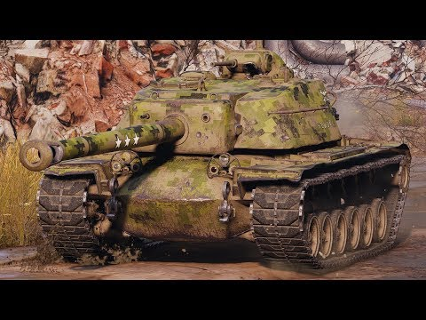 World of Tanks T110E4 - 10 Kills 9,5K Damage thumbnail