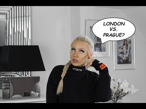 LONDON VS.  PRAGUE