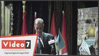 احتفالية حركة فتح بإحياء يوم الأسير الفلسطينى بنقابة الصحفيين