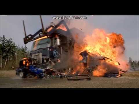 Final Destination  Car Crash Youtube