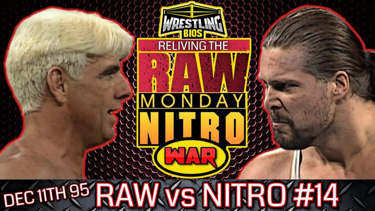 "Raw vs Nitro ""Reliving The War"": Episode 14 - Dec 11th 1995"