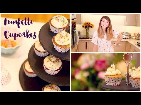 Download Funfetti Cupcakes | Zoella Screenshots