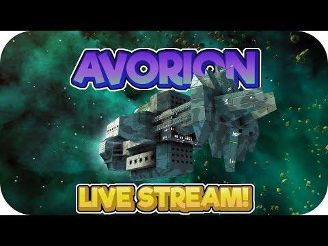 Dapperling Avorion Server (Multiplayer) - Live Stream VOD