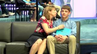 After being eliminated from the 2015 Scripps National Spelling Bee,...