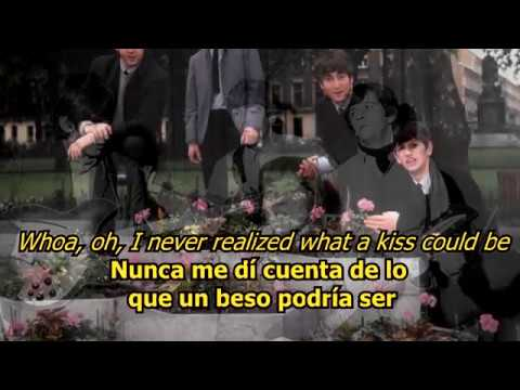I Should Known Better The Beatles Lyricsletra Original Youtube