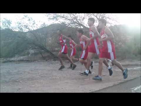 2016 Glendale Arizona High School Cross Country Team