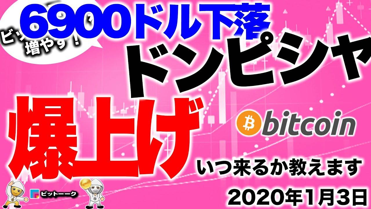【ビットコイン価格ニュース】前日比-%。いつまで70万円台で留まるのか?   MAStand