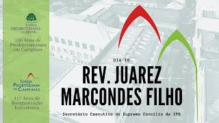 Palavra do Rev. Juarez Marcondes Filho
