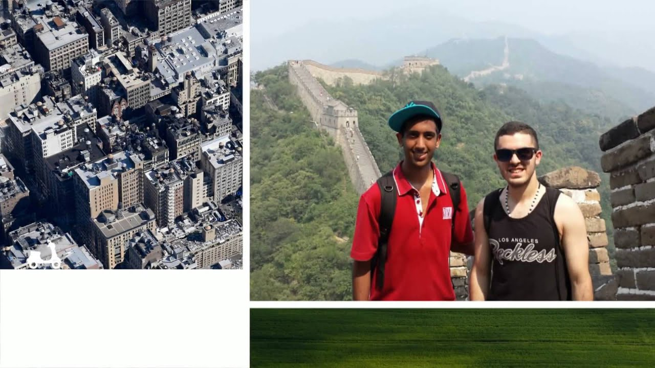 NJIT Alum Iqbal Sherif's Journey in China