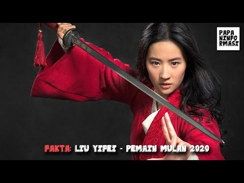 fakta-pemeran-mulan-2020:-liu-yifei---crystal-liu