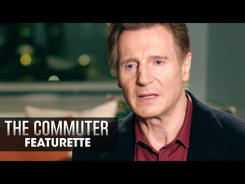 The Commuter (2018 Movie) Official Featurette – Liam Neeson, Vera Farmiga, Patrick Wilson