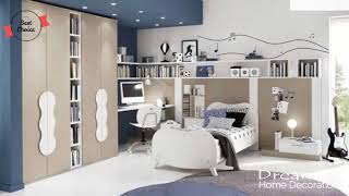 Home Decoration Styles for Modern Homes Cool Teenage Boy Bedroom   Teen boys room design ideas
