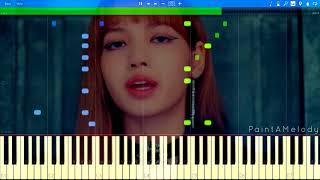 BLACKPINK (블랙핑크) - Forever Young Piano Tutorial + sheet music soon