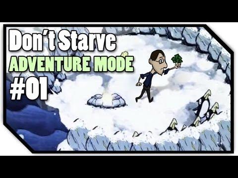 Zimno mi! - Adventure Mode #01 (Don't Starve #42)