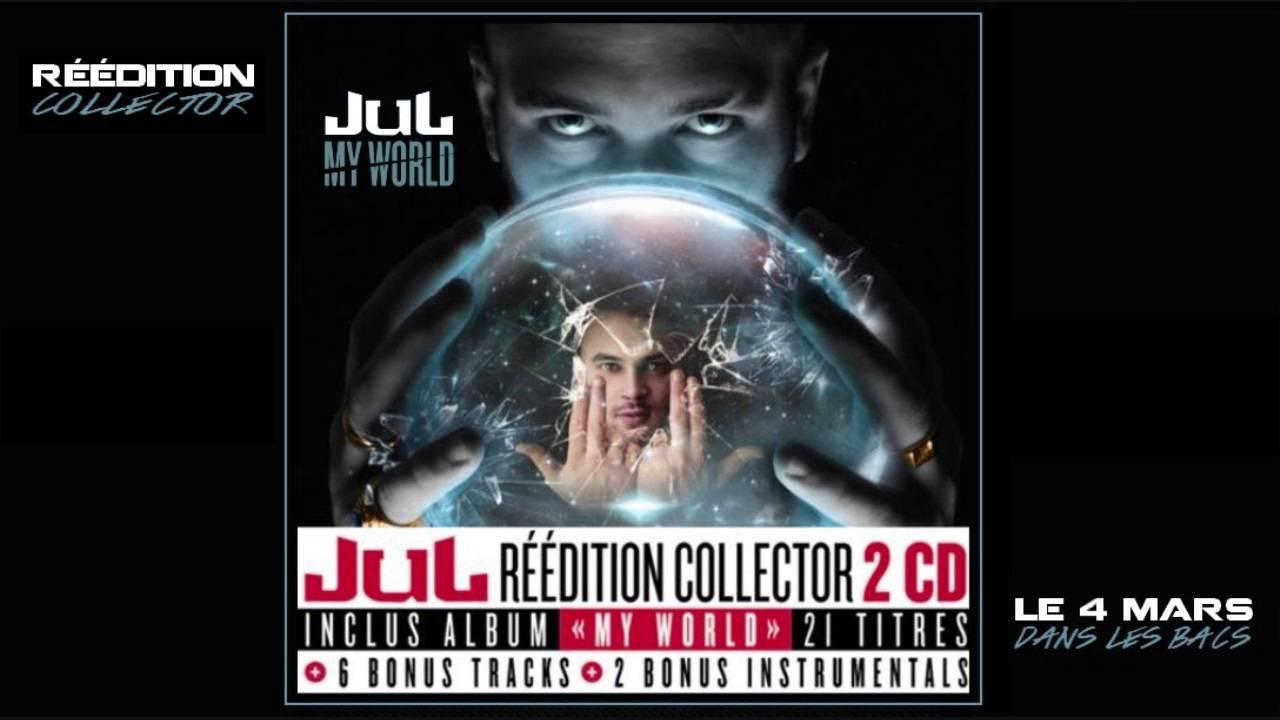 JUL - Magazine cover