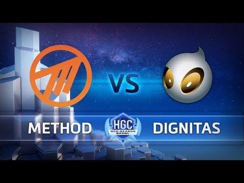Team Dignitas vs Method vod