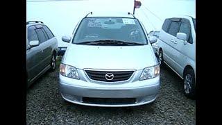 Mazda MPV 2001 року.avi