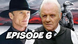 Westworld Season 2 Episode 6 - TOP 10 and Easter Eggs Explained